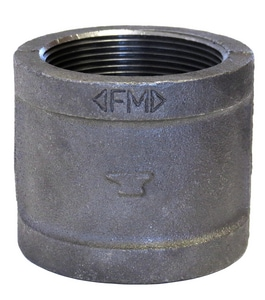 Threaded 150# Galvanized Malleable Iron Coupling GC