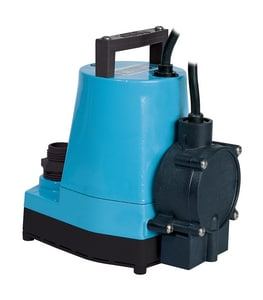 Little Giant Pump 1200 gph 1/6 hp Submersible Pump L505300 at Pollardwater