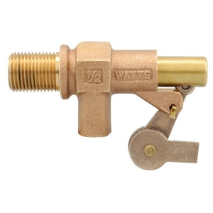 Watts Head Float Valve with Locknut and Gasket W012