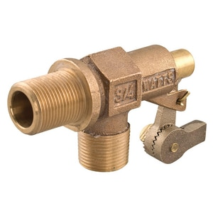 Watts 3/4 in. Head Float Valve with Threaded Outlet Valve W750TOF