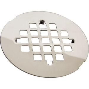Lincoln Products® Stainless Steel Shower Drain Grid Strainer LIN102925