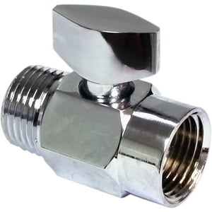 Lincoln Products Brass Volume Control Valve LIN102502