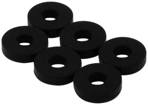 Lincoln Products® 0 Flat Bibb Washers (25/Pk) LIN300216