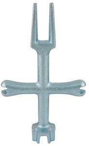 Lincoln Products® 4-Way Pull-Out Plug Wrench LIN107762