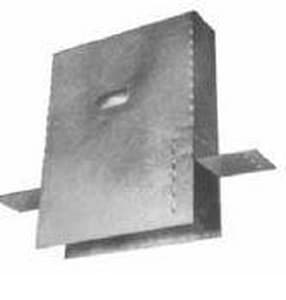 American Metal Products Type BW Attic Shield AAVS