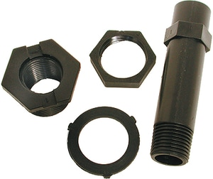 Dial Manufacturing Nylon Drain Overflow Pipe Kit D9240