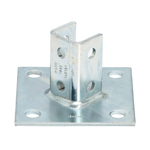 Cooper B-Line Plated Post Base BB280ZN