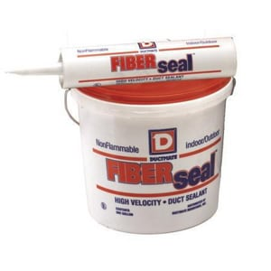 Ductmate Water Based Duct Sealant DFIBERSEAL1