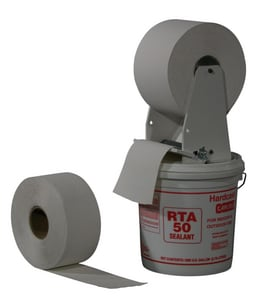 Hardcast Two Part II Sealing System™ 4 in. Gypsum Duct Tape HAR304165