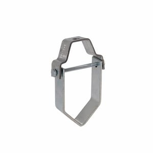 Cooper B-Line Black Vee Bottom Clevis Hanger BB3106PLN