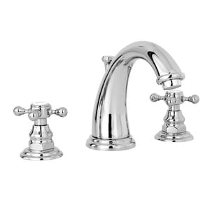 Newport Brass Alveston 3-Hole Widespread Lavatory Faucet with Double Cross Handle N890