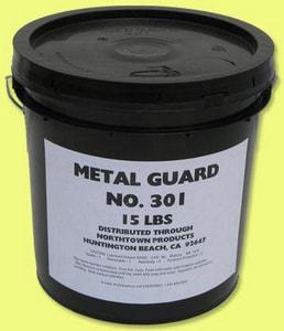 Northtown Metal Guard NCOMG301