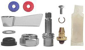 Fisher 1/2 in. Left Hand Swivel Stem Repair Kit F0000001