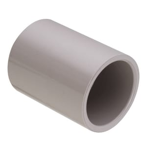 Socket Straight Schedule 40 PVC UVR Coupling S429UV