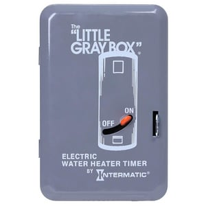 Intermatic Electric Water Heater Time Switch Wh40 Ferguson