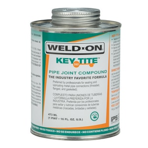Weld-On Key Tite Pipe Joint Compound I10064