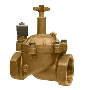 Superior Controls Brass Globe Valve S950