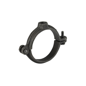 Cooper B-Line Malleable Iron Split Hinged Extension Clamp BB3198HPLN