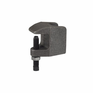 Cooper B-Line 1/2 in. Plated Malleable Iron Wedge C Clamp BB3034PLTDD