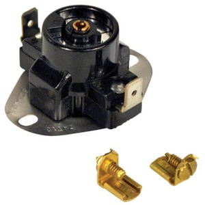 Motors & Armatures 135-175 Degree Adjustable Limit Thermostat Switch MAR39220