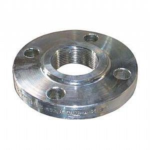 Threaded 600# Raised Face Carbon Steel Forged Flange D600RFTF
