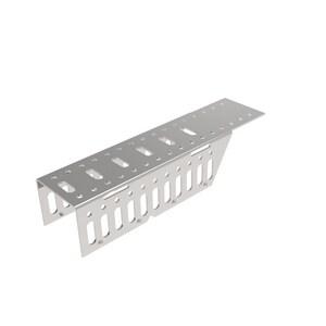 Holdrite 7-1/2 x 2 in. Galvanized Plate Bracket Kit H115