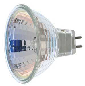 Satco 35W MR16 Dimmable Halogen Light Bulb with GX5.3 Base SS1958