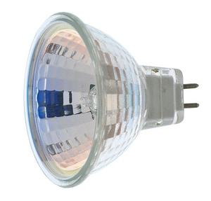 Satco 12V 9530K Halogen Bulb with Narrow Spot Beam SS1965