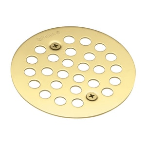Moen Kingsley™ 4-1/4 in. Tub and Shower Strainer M101664