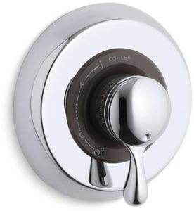 Kohler MasterShower® Temperature Control Trim Kit KT9492-4