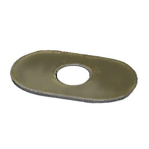 Jones Stephens Steel Oval Closet Washer JC02851