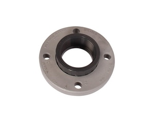 Threaded Schedule 80 PVC Flange P80VSTF