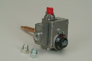 PROSELECT® Thread Shank Left Hand LP Gas Thermostat PSW12709