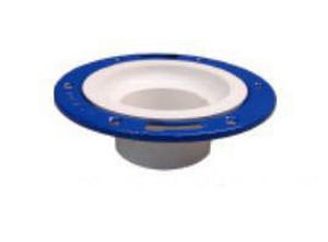 Genova Products 4 in. Schedule 30 PVC DWV Spigot Closet Flange G65139