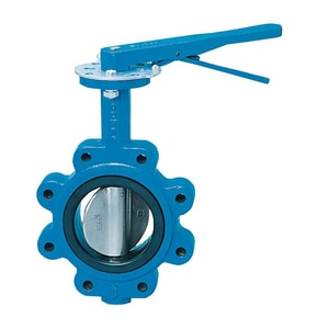 Watts BF-03-M2 Series Iron EPDM Lever Handle Butterfly Valve WBF0311115M2