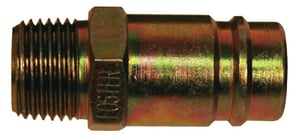 Dixon Valve & Coupling 1/4 in. Male x NPT Air Plug DDCP2