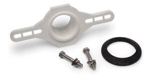 Sioux Chief PVC Urinal Flange Kit Spigot S8689P