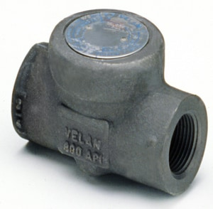Velan Valve 800# Forged Steel Threaded Swing Check Valve VS2114W02TY