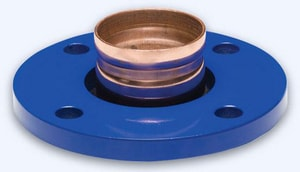 CTS Fabrication 150 lbs. CTS Roll Grooved Flanged Adapter CWRG
