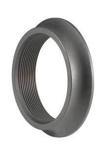 Phoenix Forging Company Threaded Standard Flat Tank Flange (Less Pilot) FSFTF