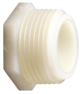 Dixon Valve & Coupling MNPT Plastic Plug DTPX