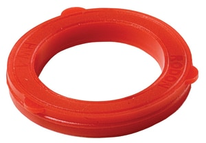 Dixon Valve & Coupling Vinyl Washer for Garden Hose Red DTVW7