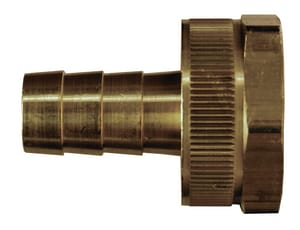 Dixon Valve & Coupling 5/8 in. Female with Swivel Nut Machine Shank Fitting DBCF75