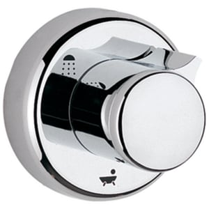 Grohe Grohtherm® 5-Port Diverter Trim with Wall Sealing G19905