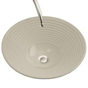 Kohler Turnings® No-Hole Wall Mount Bathroom Sink K2191