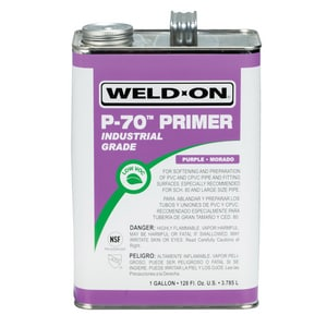Weld-On PVC Purple Primer 6 Pack I10221