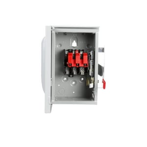 Siemens Energy & Automation 240V 3-Pole Non-Fused Disconnect SGNF322R