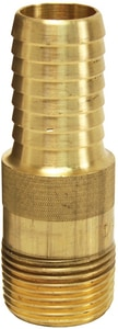 Dixon Valve & Coupling 2 in. NPT Brass Combination Nipple DBST