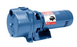 Goulds Pumps 1-1/2 in. Single Phase Self Priming Pump GOUGT20