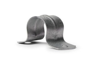 Sioux Chief 2 13/32 x 7 in. Galvanized Steel Pipe Strap S5027